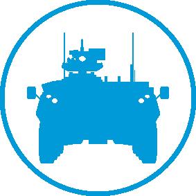 Ground Defense Icon