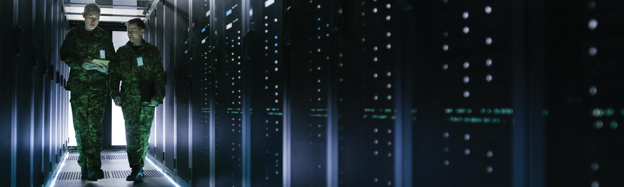 Lifecycle Management Image - Walking through servers