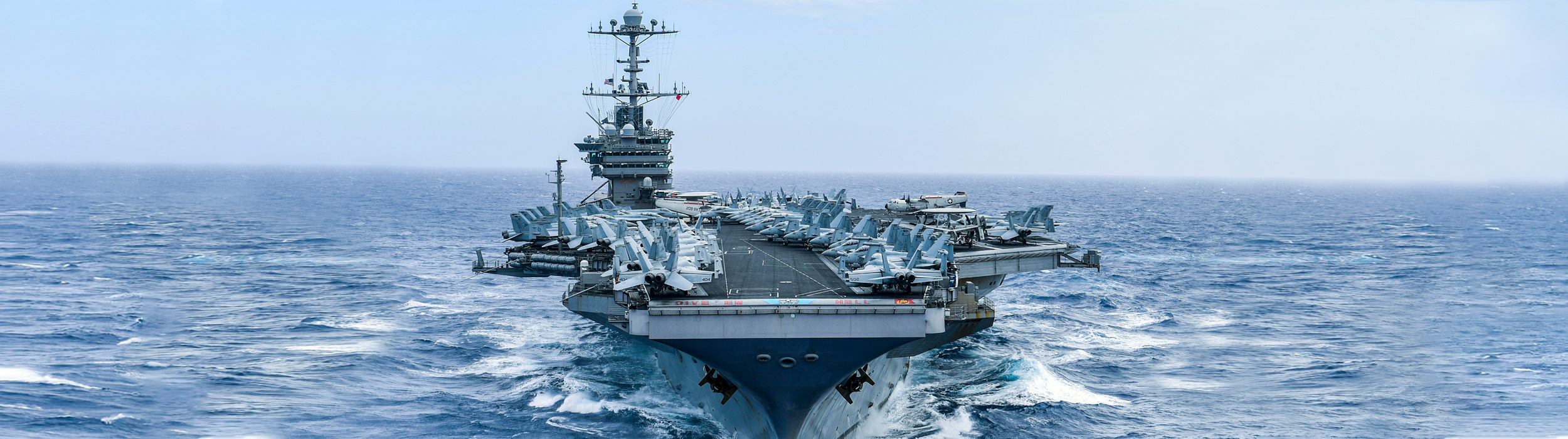 Naval Image - Aircraft carrier